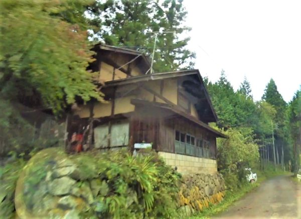 下仁田町【西野牧】の空き家