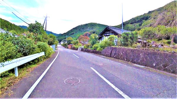 桐生市【梅田町】の空き家がある集落
